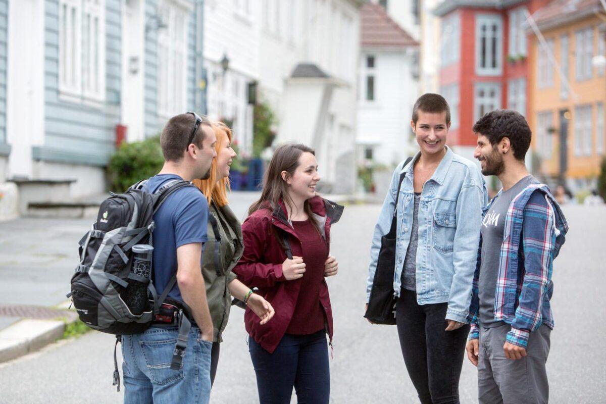 Internasjonalt studentmottak 2015